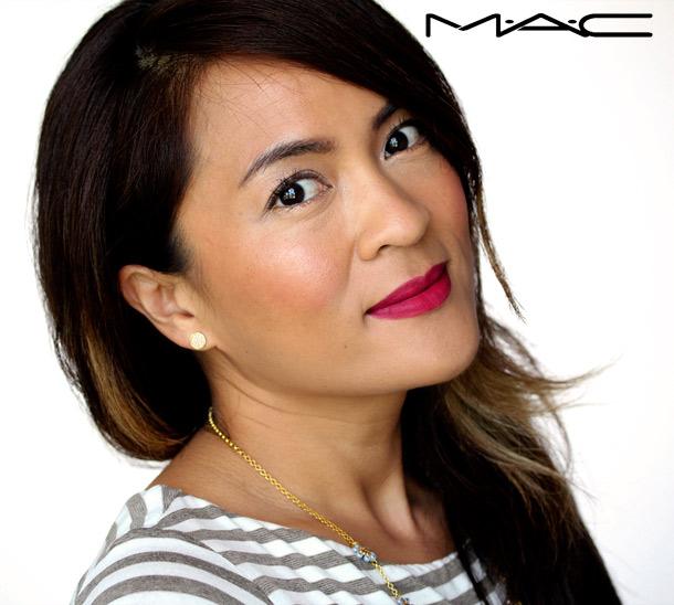 MAC Heux Lipstick