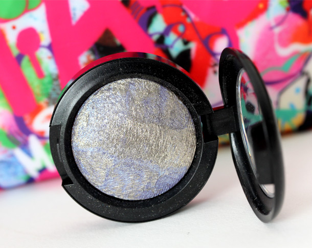 MAC Time to Tango Mineralize Eye Shadow