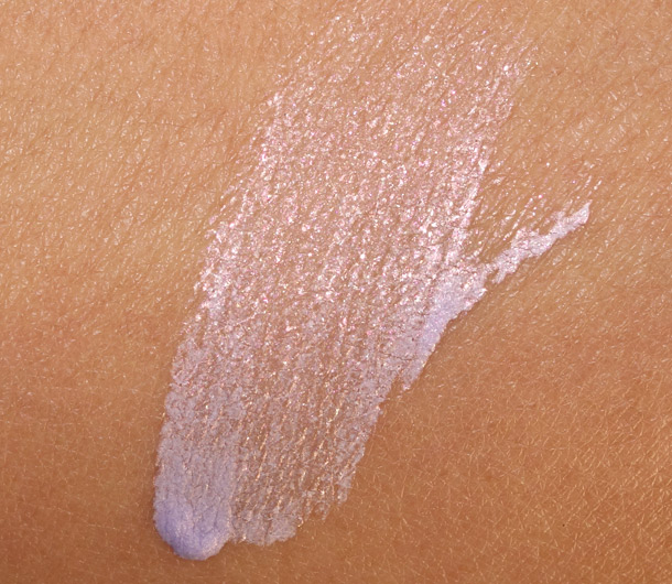 Paul & Joe's Eye Gloss & Lip Gloss Duo in Nice Eye Gloss Swatch