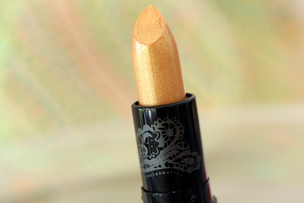 Senna Midas Cream Lipstick from the Sungold Color Collection