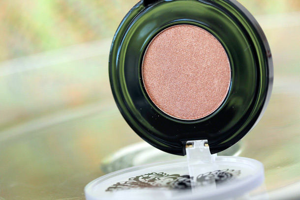 Senna Rose Gold Eye Color from the Sungold Color Collection