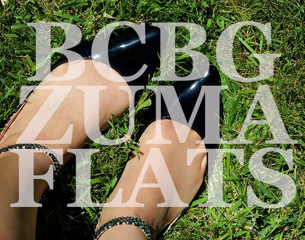 BCBG Zuma Flats