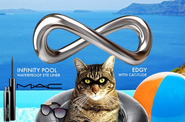 Tabs for MAC Inifinity Pool Eye Liner