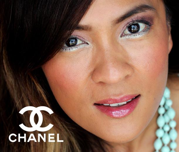 Chanel Delicatese Ombres Fleuries Quadra Eye Shadow