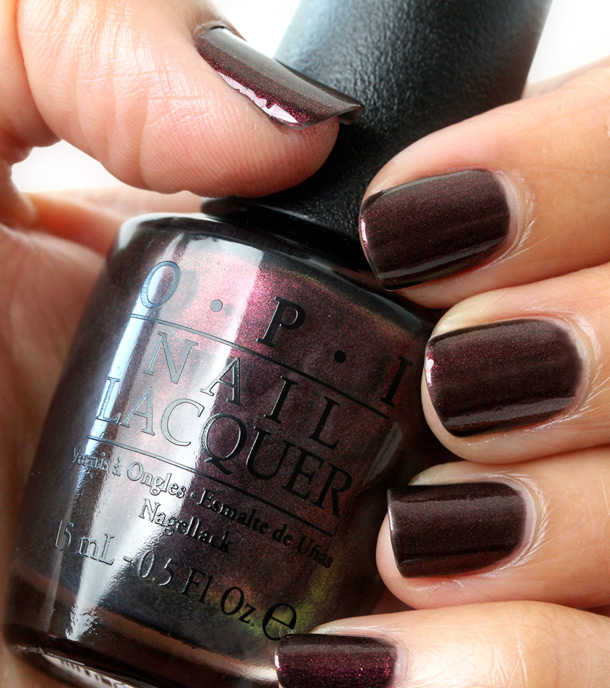 Opi San Francisco Collection Review Swatches Pictures