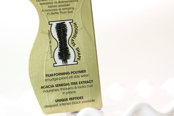 Too Faced Better Than Sex Mascara box