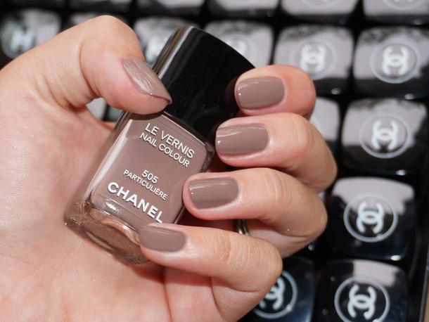 Chanel Particulière 505 Le Vernis Nail Colour