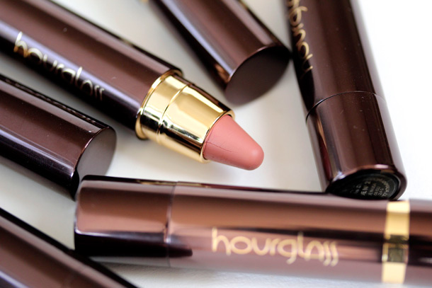 The New Hourglass Femme Nude Lip Stylos, Review and Swatches