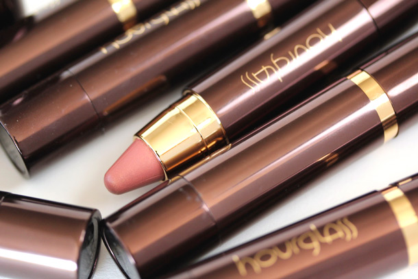 Hourglass Cosmetics Femme Nude Lip Stylo Swatches