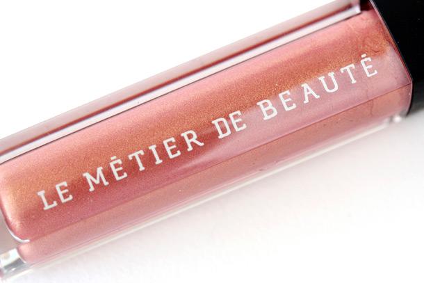 Le Metier de Beaute Lip Creme Lip Gloss in Papaya Creme