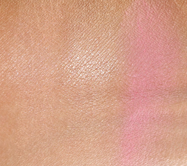 MAC Antonio Lopez: Face/Pink Swatches