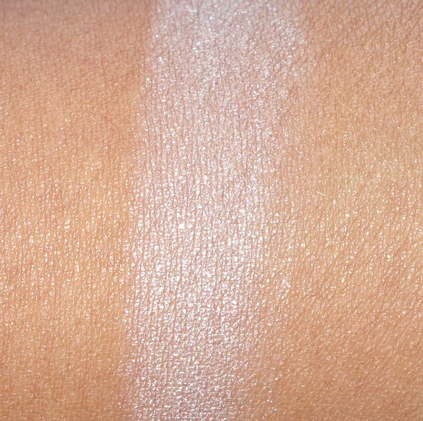 MAC Chrome Angel Paint Pot Swatch