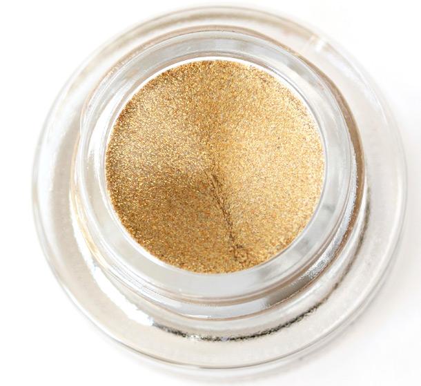 MAC Gilt Gourmet Fluidline, a sparkling brushed gold