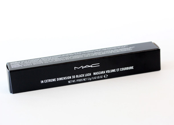 MAC In Extreme Dimension 3D Black Lash Box