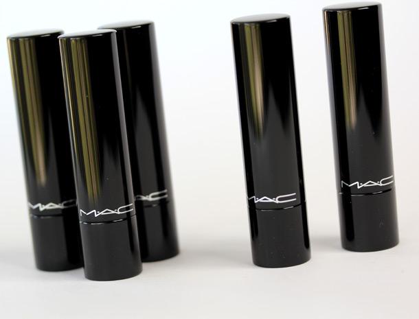 MAC Sheen Supreme Lipsticks