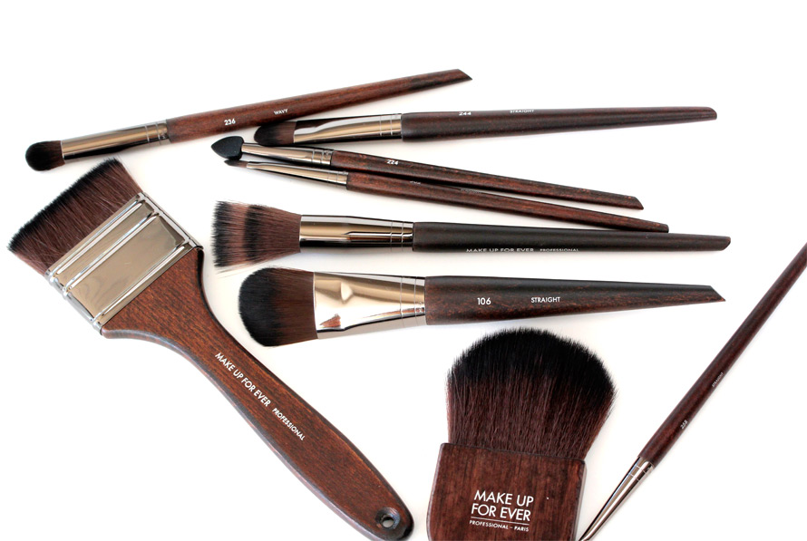 Make Up For Ever Brushes
