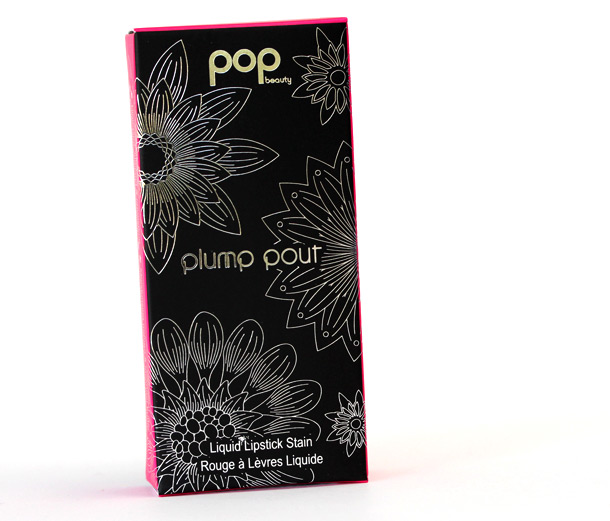 POPBeauty Plump Pout Liquid Lip Stain in Fuchsia Freesia