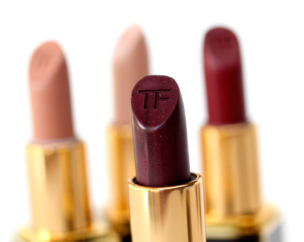 Tom Ford Bruised Plum Lipstick