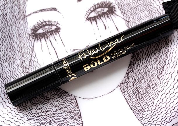Jordana Fabuliner Bold Felt Tip Liquid Eyeliner