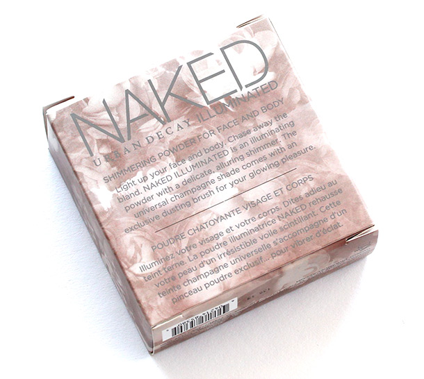 Urban Decay Naked Illuminated Shimmering Powder 1