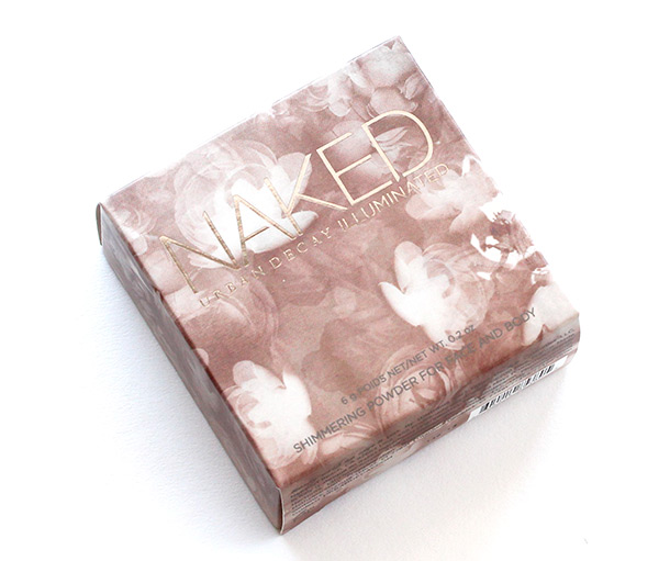 Urban Decay Naked Illuminated Shimmering Powder