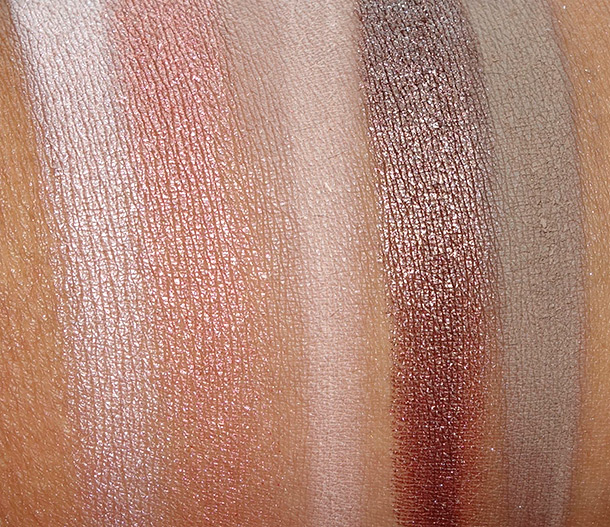 Urban Decay Vice 2 swatches 3