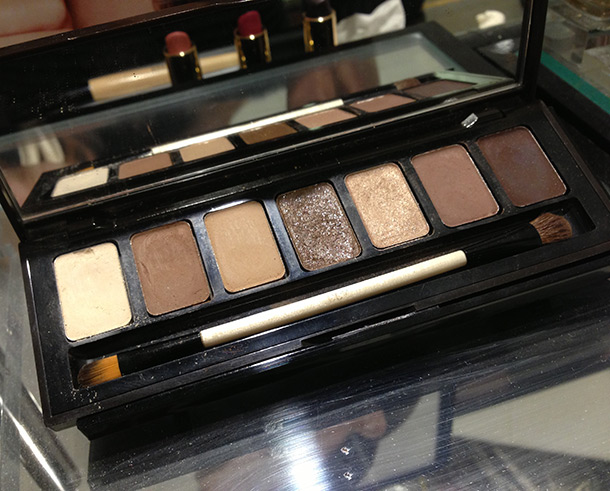Bobbi Brown Rich Chocolate Eye Palette from the Rich Chocolate Collection, $52