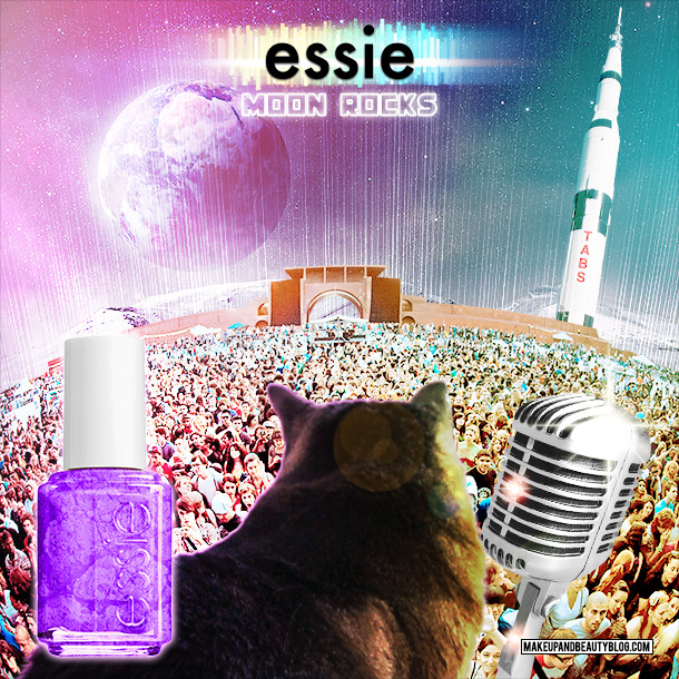 Tabs for Essie Moon Rock Claw Polish