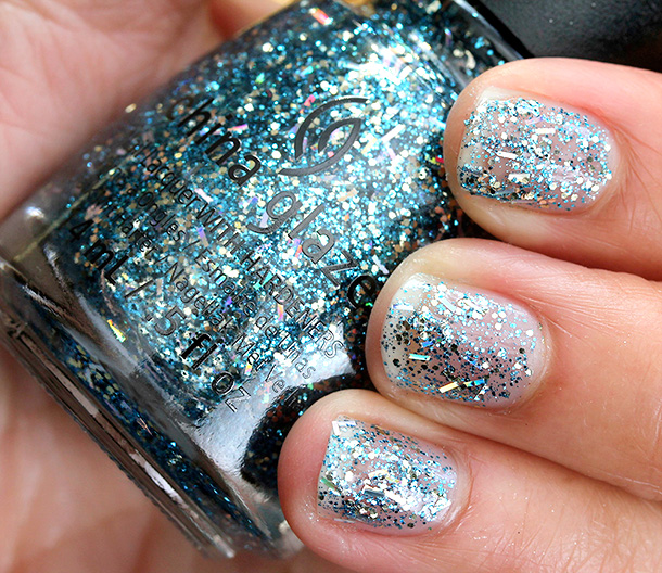 China Glaze Happy HoliGlaze Collection: Bells Will Be Blinging
