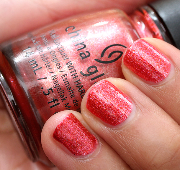 China Glaze Happy HoliGlaze Collection: Elfin Around