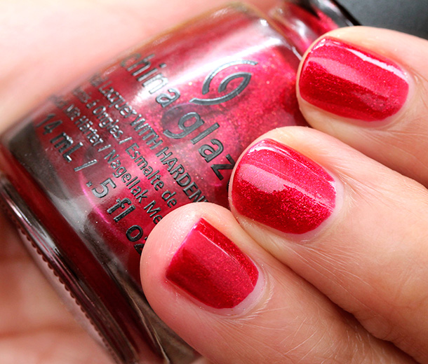 China Glaze Happy HoliGlaze Collection: Just Be-Claws