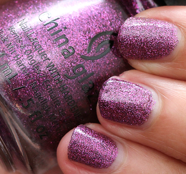 China Glaze Happy HoliGlaze Collection: Put a Bow On It
