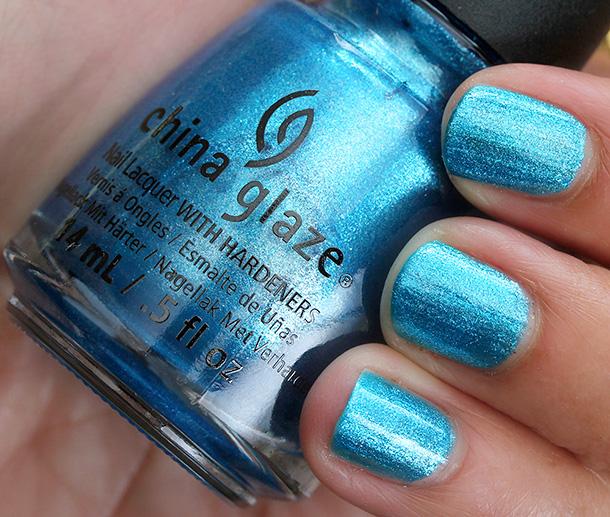 China Glaze Happy HoliGlaze Collection: So Blue Without You