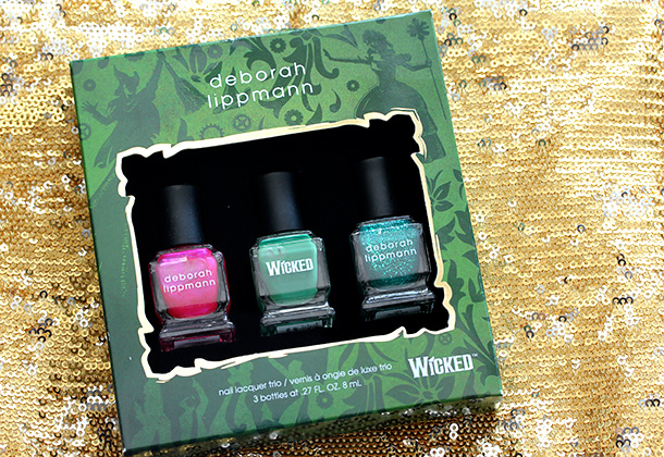 Deborah Lippmann Wicked Collection