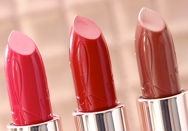 MAC RiRi Hearts MAC Holiday Collection: RiRi Woo, Pleasure Bomb and Badgal RiRi Lipsticks