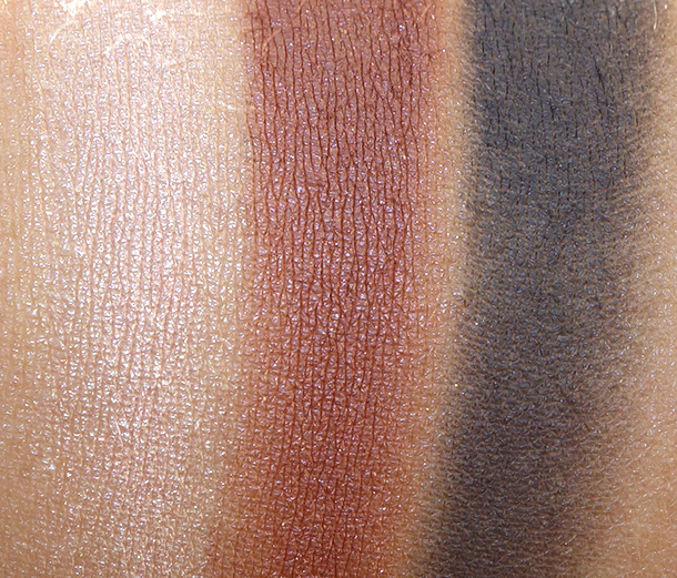 NARS Crime of Passion Swatches