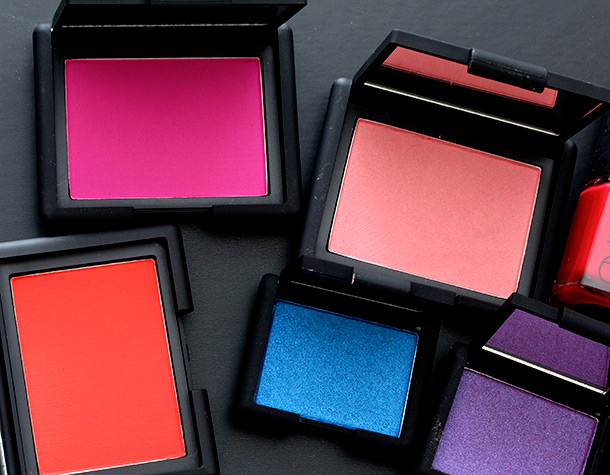NARS Guy Bourdin Holiday Color Collection Blushes