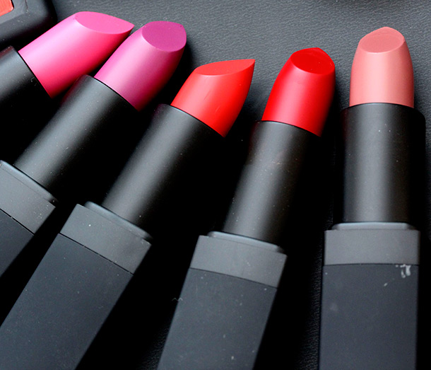 NARS Guy Bourdin Holiday Color Collection Cinematic Lipsticks