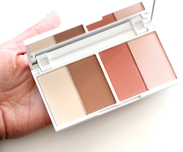 NP Set Contour Highlight Palette in hand for size