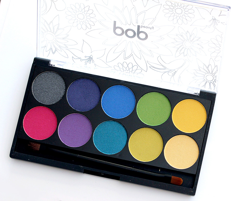 POPBeauty Bright Up Your Life Palette in Bright Delight