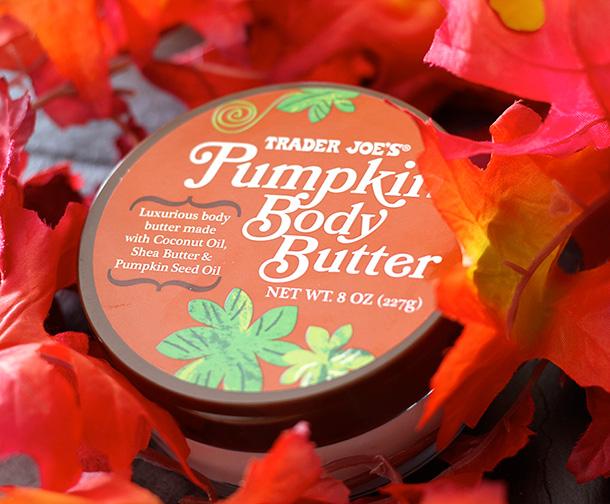 Trader Joe's Pumpkin Body Butter