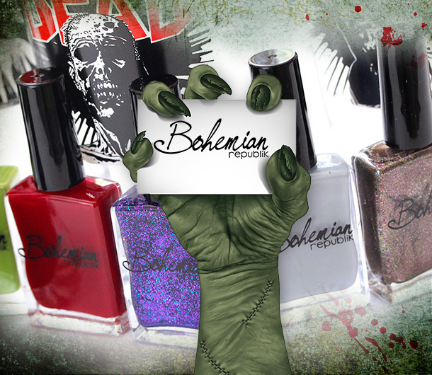 The Zombie Collection by Bohemian Republik