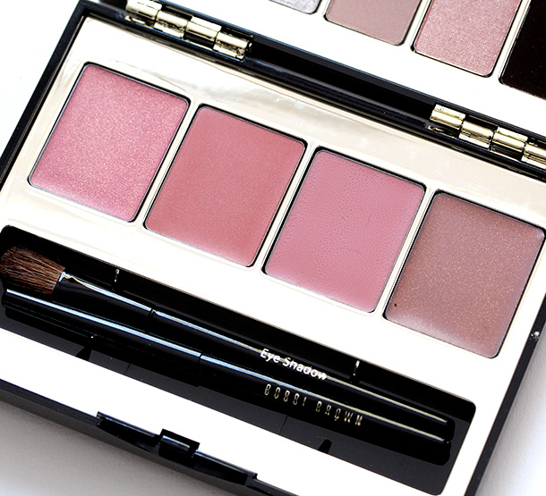 Bobbi Brown Deluxe Lip and Eye Palette lip products
