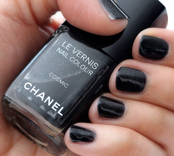 Chanel Cosmic Swatch