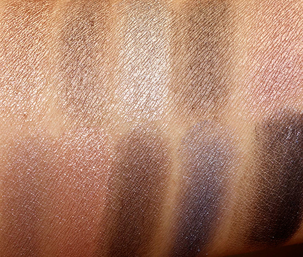 Coastal Scents Revealed Palette Swatches