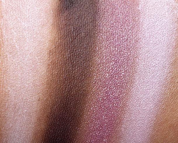 Laura Mercier Colour Wardrobe Dual Decker Colour for Eyes & Cheeks swatches