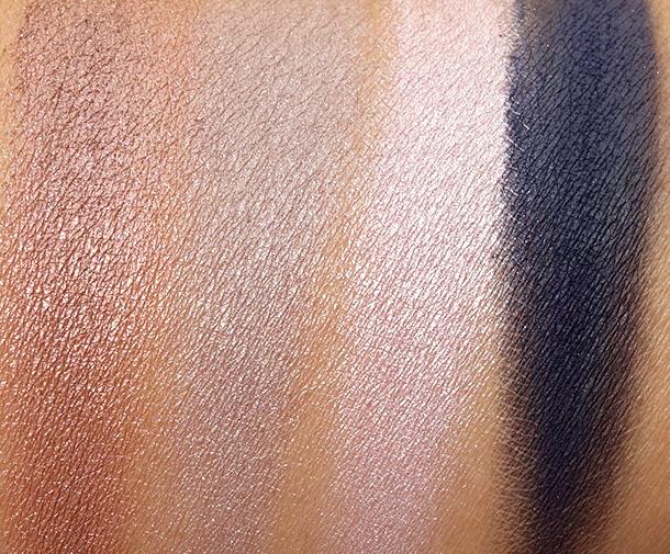 Laura Mercier Colour Wardrobe Dual Decker Colour for Eyes & Cheeks swatches 2