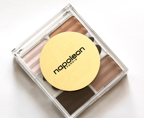 Napoleon Perdis Prismatic Eye Shadow Quad Chateau Swatches
