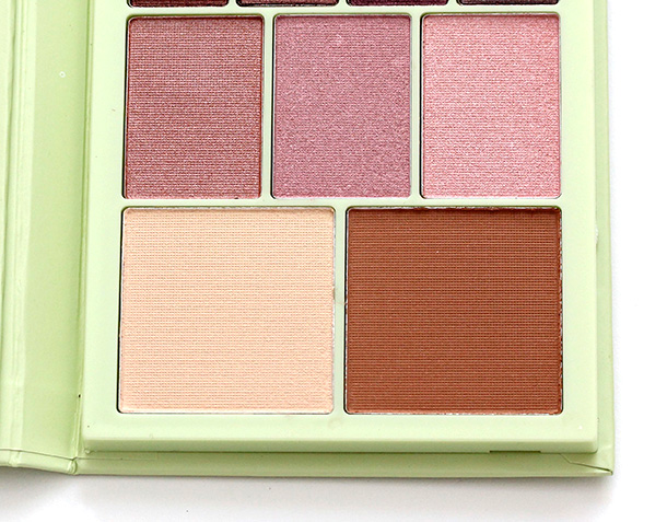 Pixi Perfection Palette in Lit-Up Lovely cheek and face powders