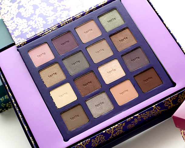 Tarte Bow and Go eyeshadows